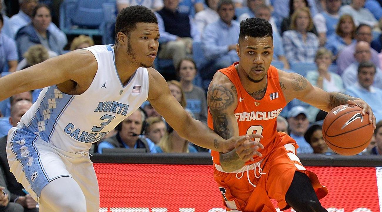 Syracuse and North Carolina set to meet in Final Four IMG