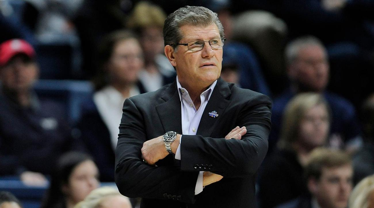Geno Auriemma rebuffs critics who say UConn's dominance is bad IMAGE