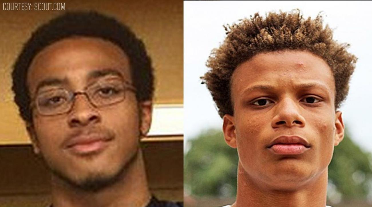 Four-star J'Marick Woods, three-star A.J. Dillon commit to Michigan