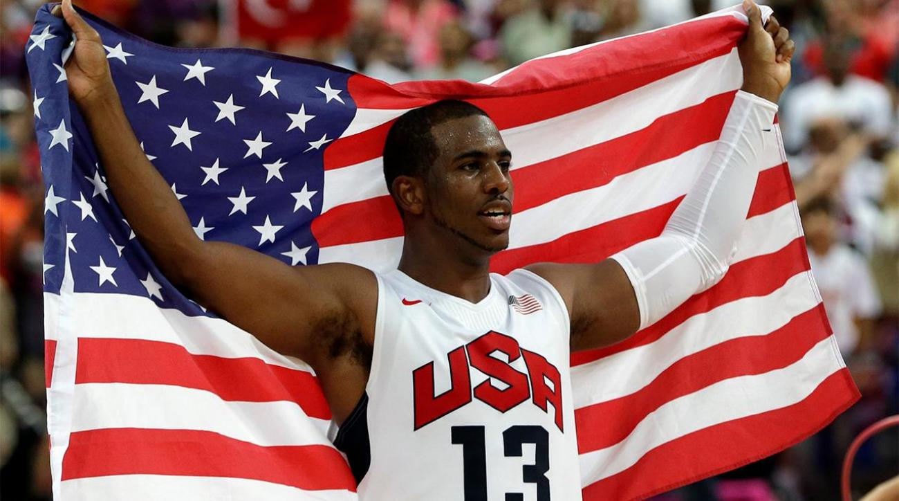 Chris Paul withdraws from Team USA consideration for 2016 Olympics IMAGE