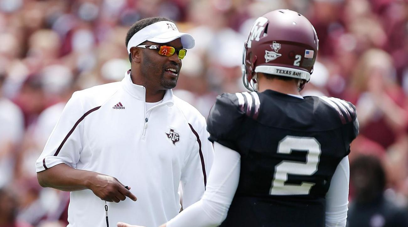 Kevin Sumlin: Johnny Manziel needs to change if he wants to play