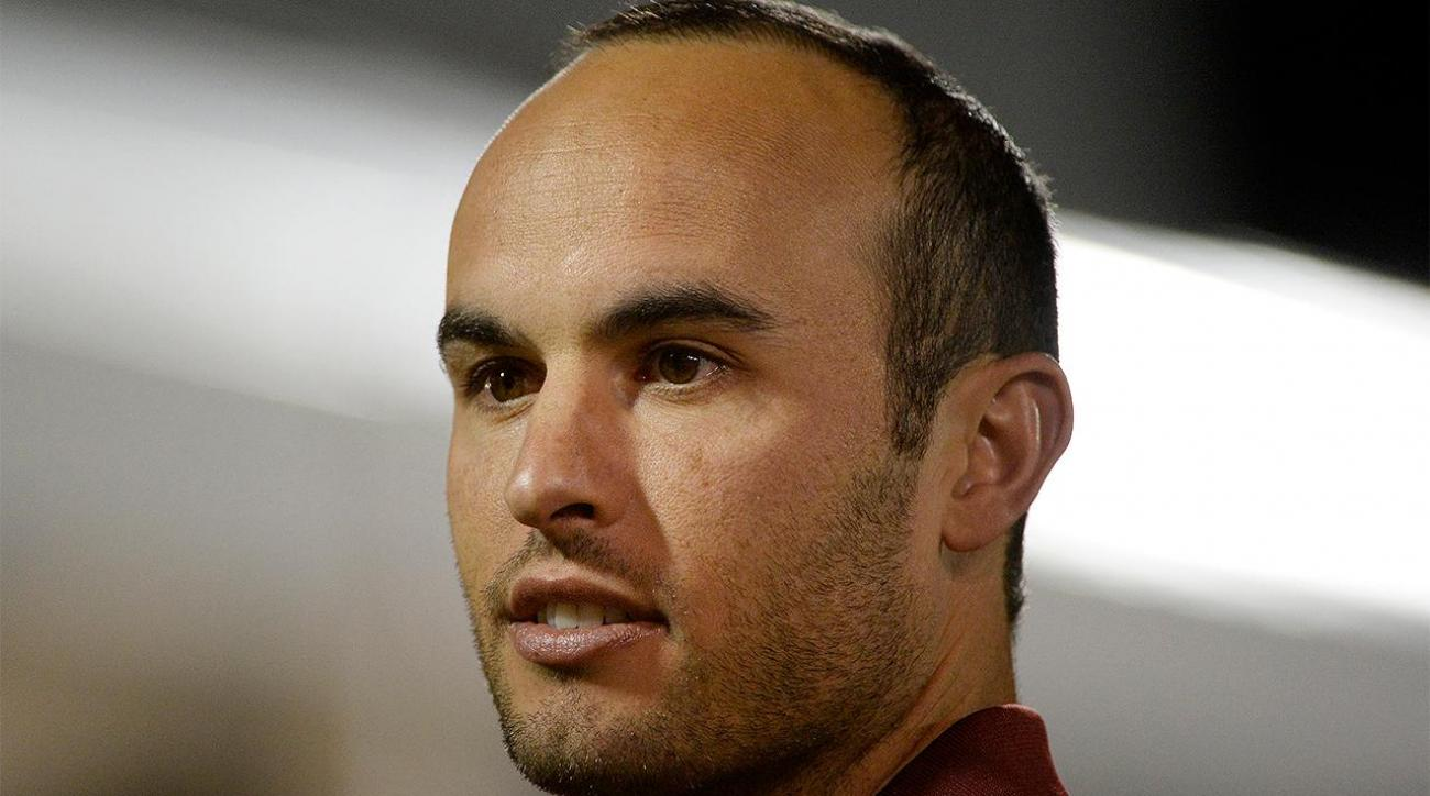 Landon  Donovan: If you can't beat Guatemala at home, you shouldn't be the coach IMAGE