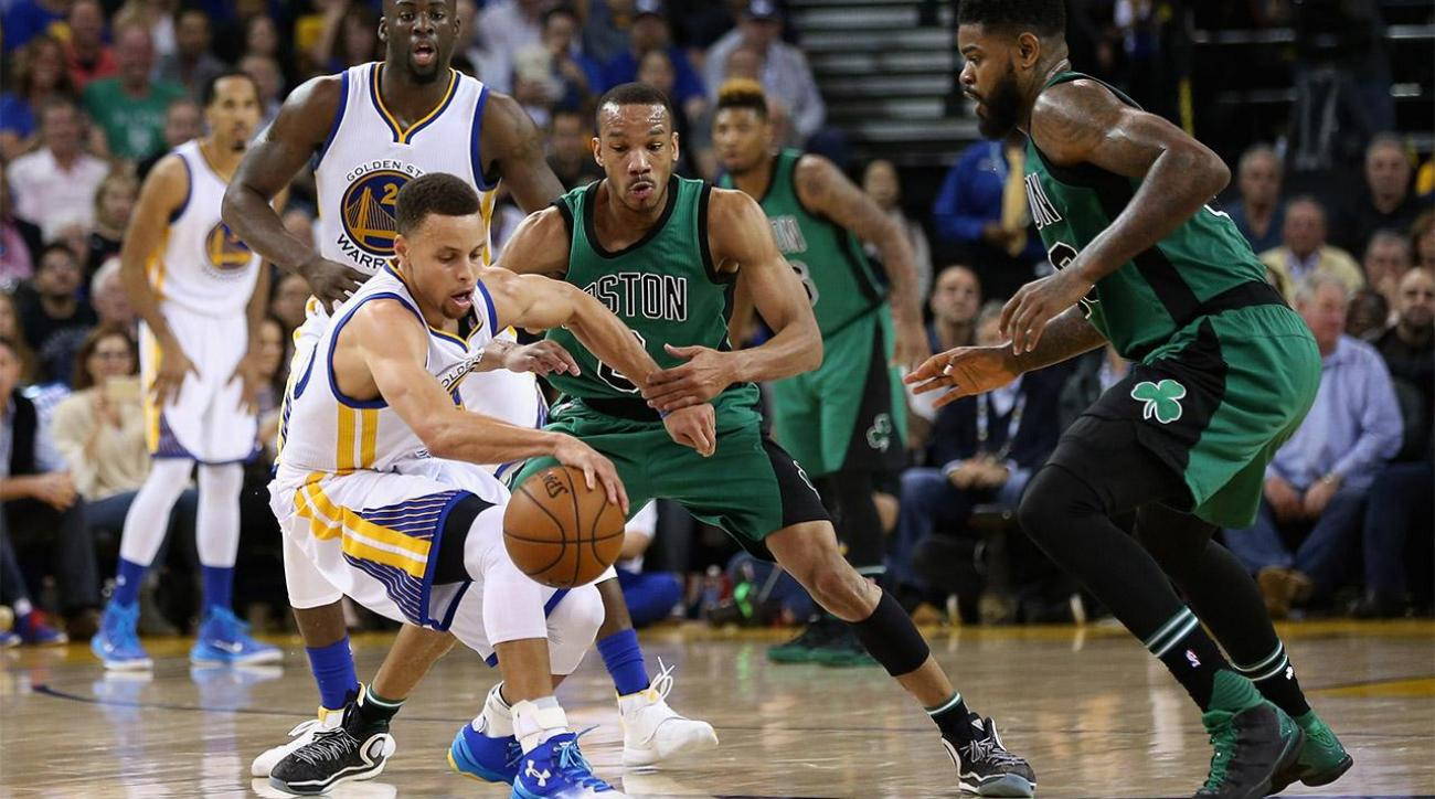 Celtics defeat Warriors, snap Golden State's home winning streak