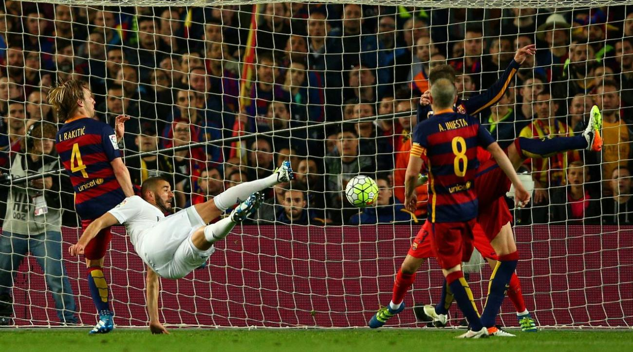 Real Madrid defeats Barcelona in El Clasico