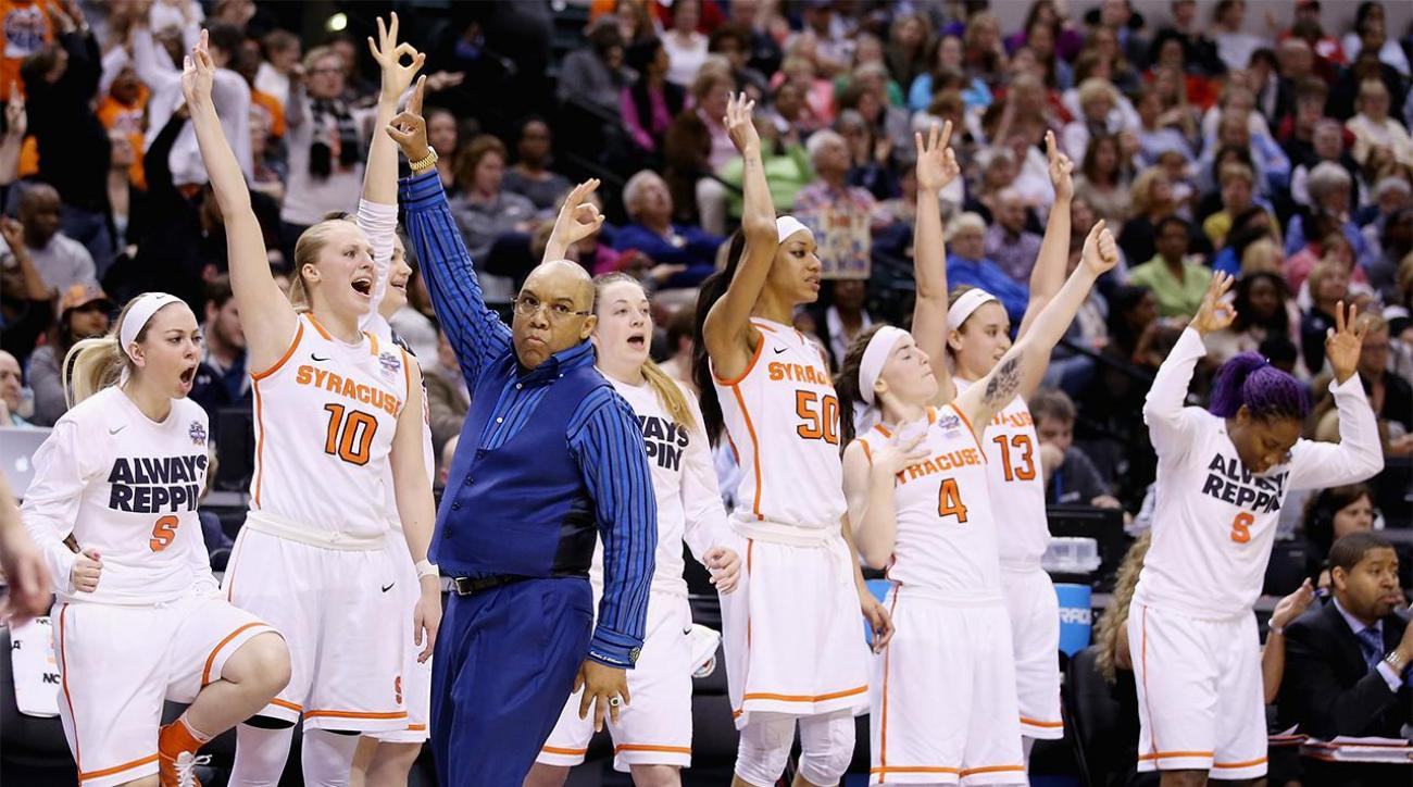 UConn, Syracuse will meet for national title  IMAGE