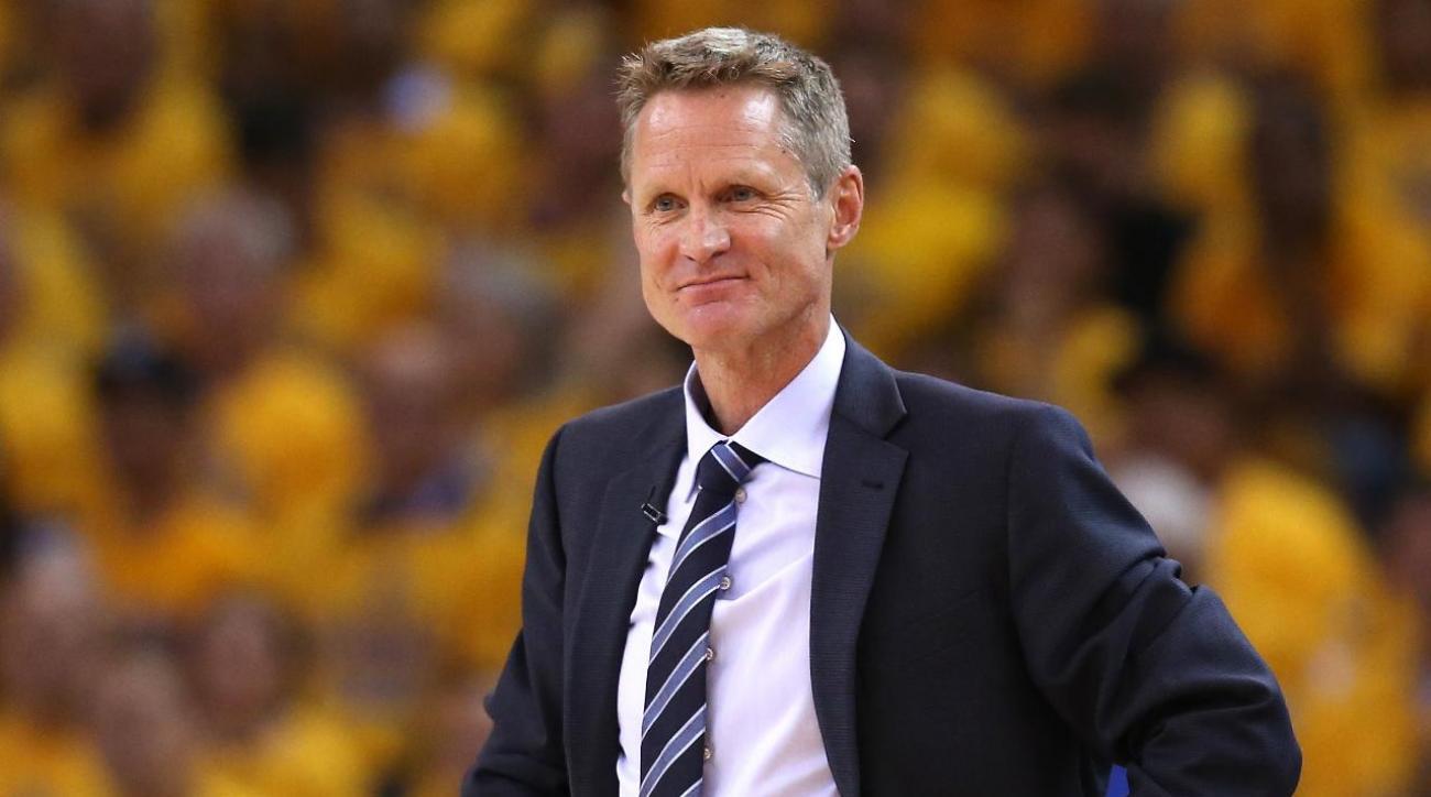 Steve Kerr: Warriors 'not really pushing' to break Bulls' record