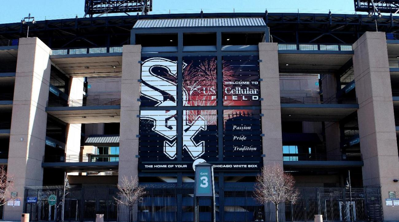 Fire breaks out at U.S. Cellular Field on Opening Day
