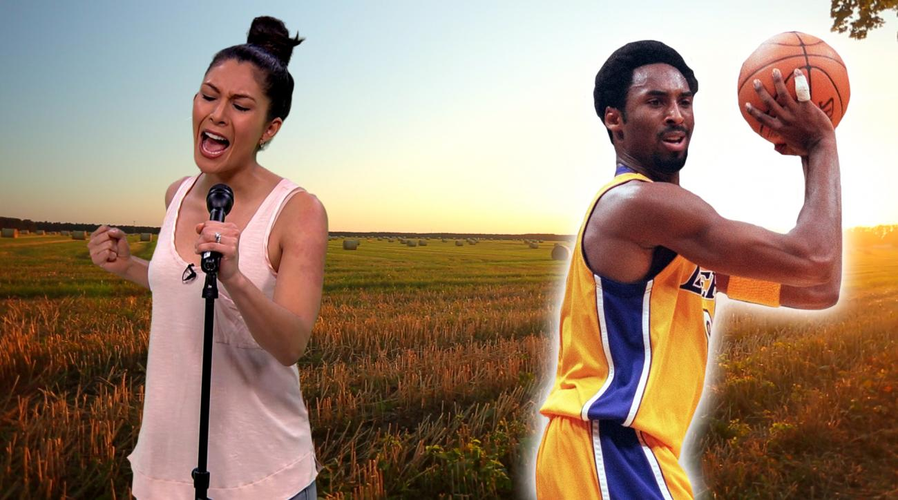 Mustard Minute: Country song 'Kobe' by Molly Bryant is the anthem to Kobe Bryant's career IMG