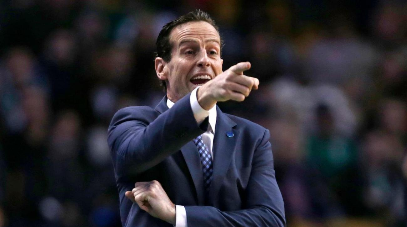Nets hire Hawks assistant Kenny Atkinson as head coach