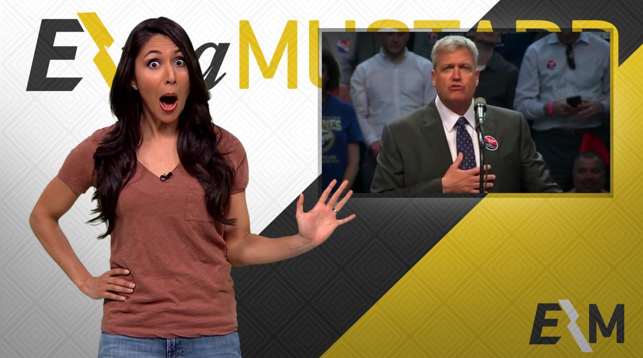 Mustard Minute: Donald Trump says Jets won two championships under Rex Ryan IMG
