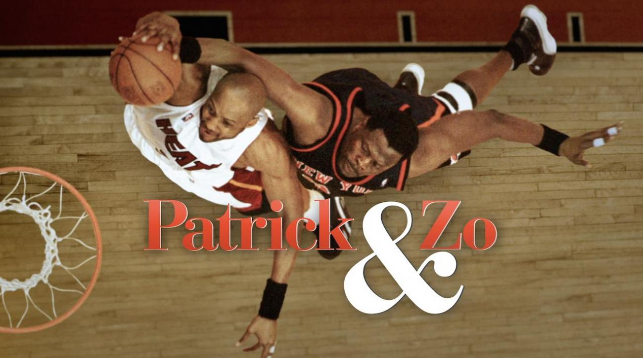 jeff van gundy, new york knicks, alonzo mourning, patrick and zo, 30 for 30, sports illustrated, patrick ewing, si films, miami heat
