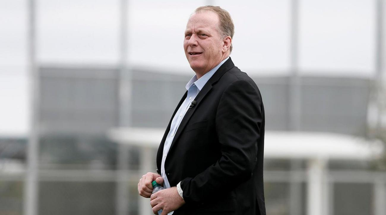 ESPN fires Curt Schilling after controversial Facebook post IMAGE