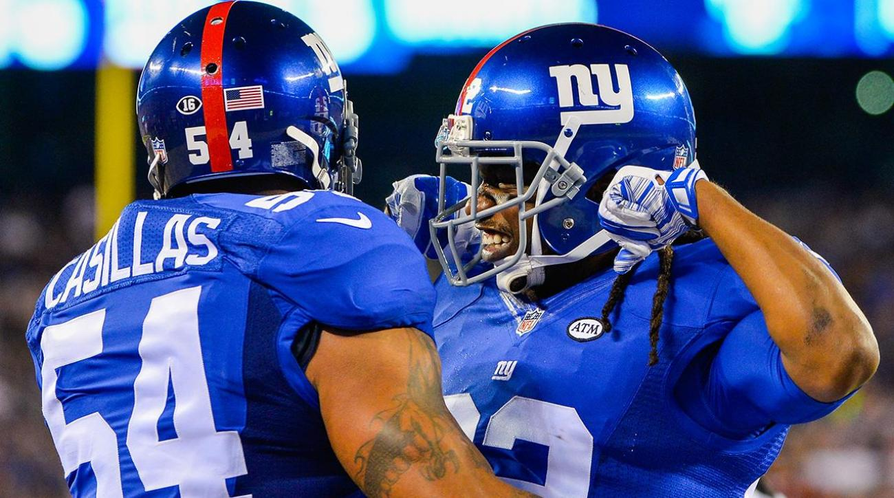 Five Questions: New York Giants's NFL draft