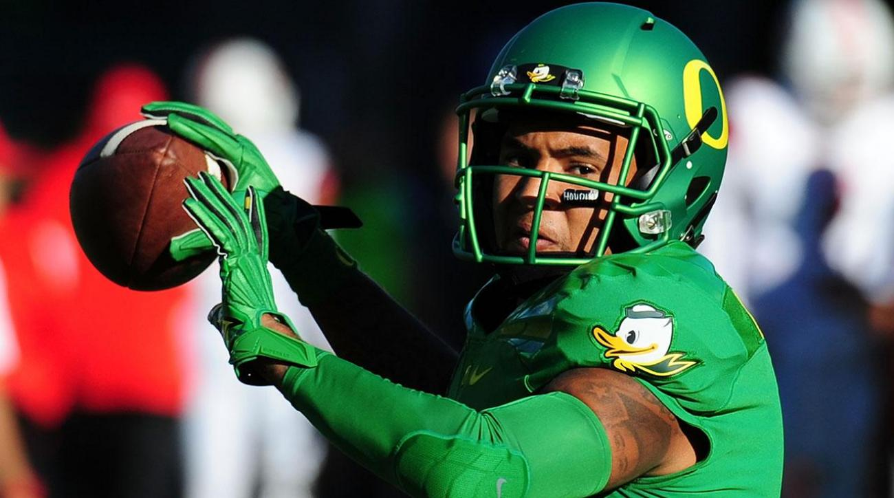 Oregon's Vernon Adams believes he's No. 2 QB in 2016 draft class IMAGE