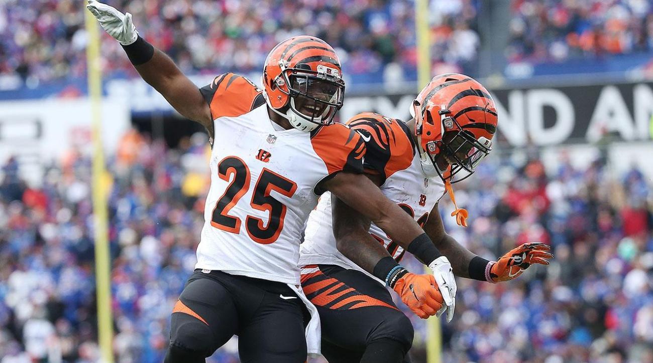 Five Questions: Cincinnati Bengals' NFL draft