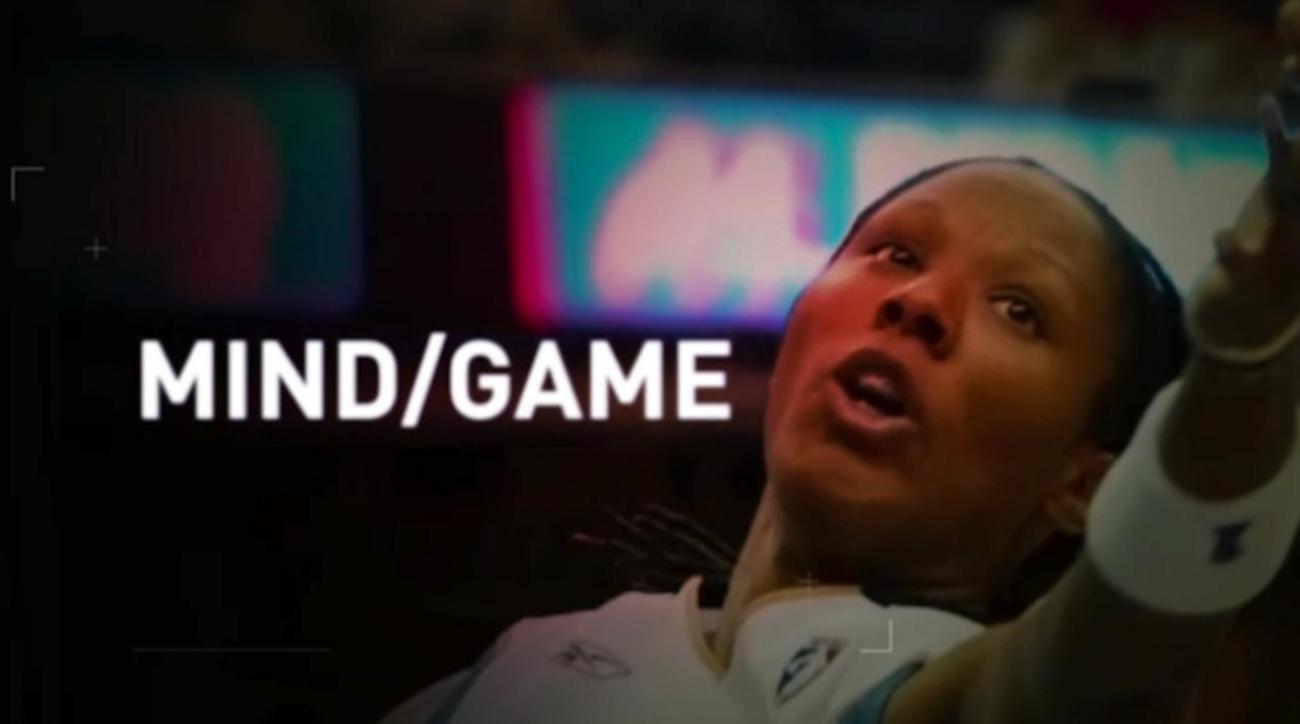 Former WNBA legend discusses battle with mental illness IMAGE