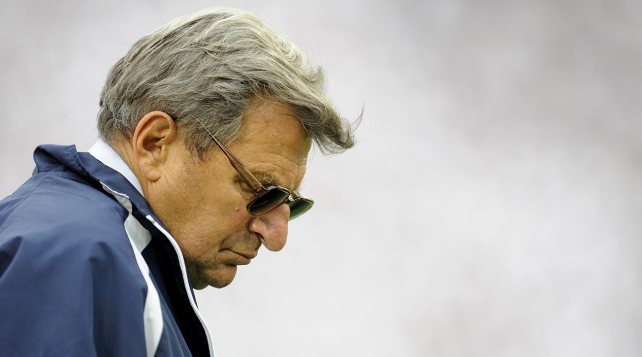 Reports: PSU coaches saw abuse; Paterno told victims to drop claims IMAGE