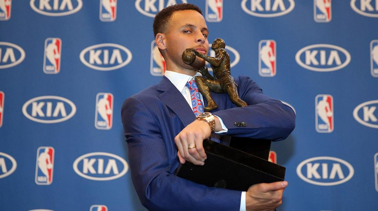 LeBron James: No doubt Stephen Curry is deserving of MVP