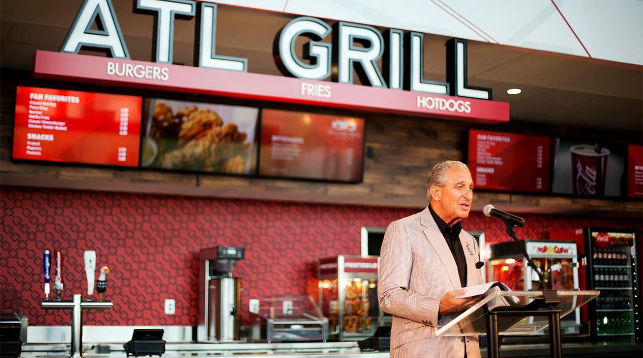 New Falcons stadium to offer affordable concessions IMAGE