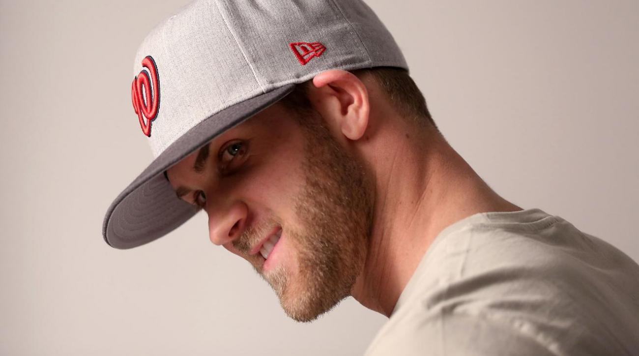 Bryce Harper makes surprise 'Tonight Show' appearance IMAGE