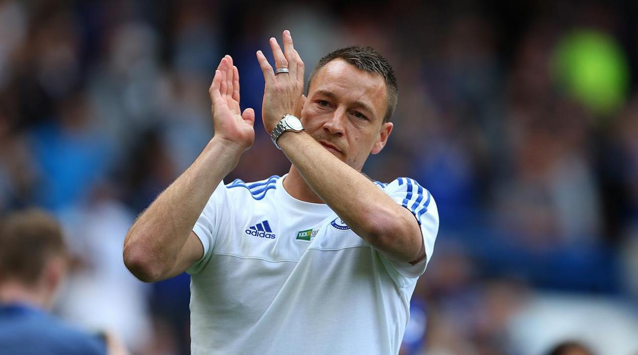 John Terry signs new one-year contract with Chelsea