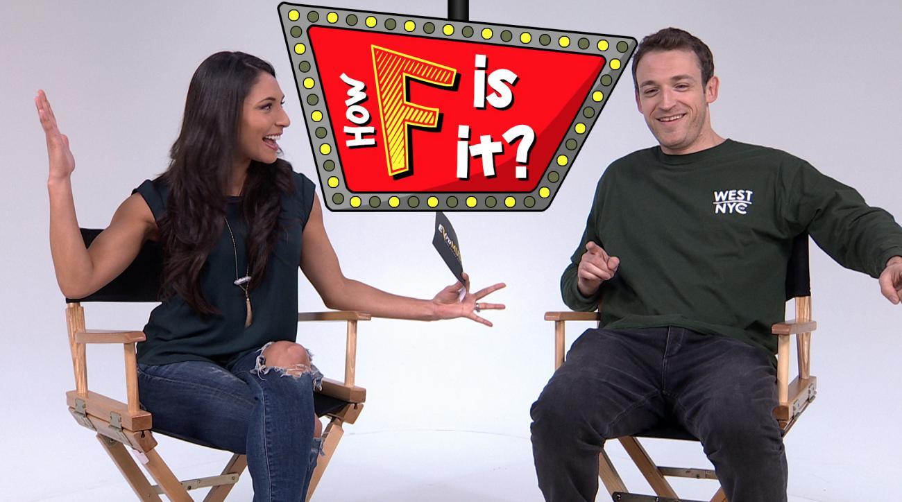 Mustard Minute: Comedian Dan Soder plays 'How F is it?' IMG