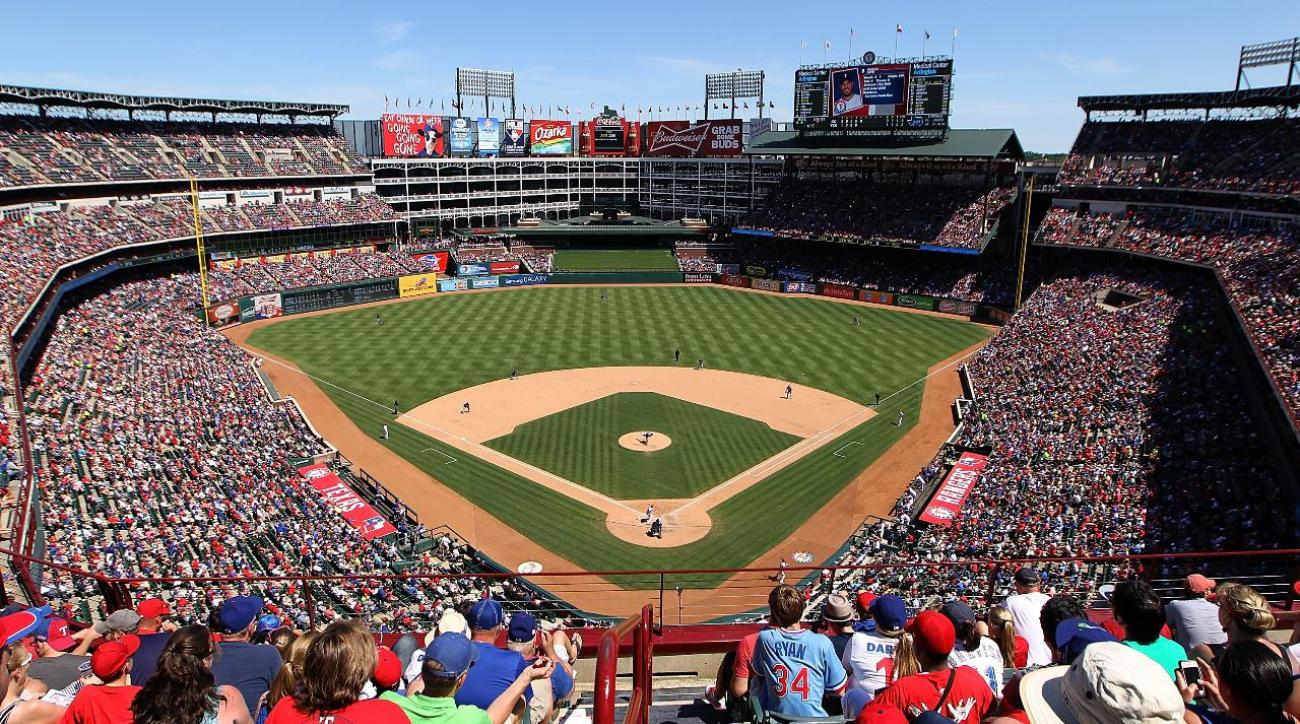 Texas Rangers unveil plans for new retractable-roof stadium