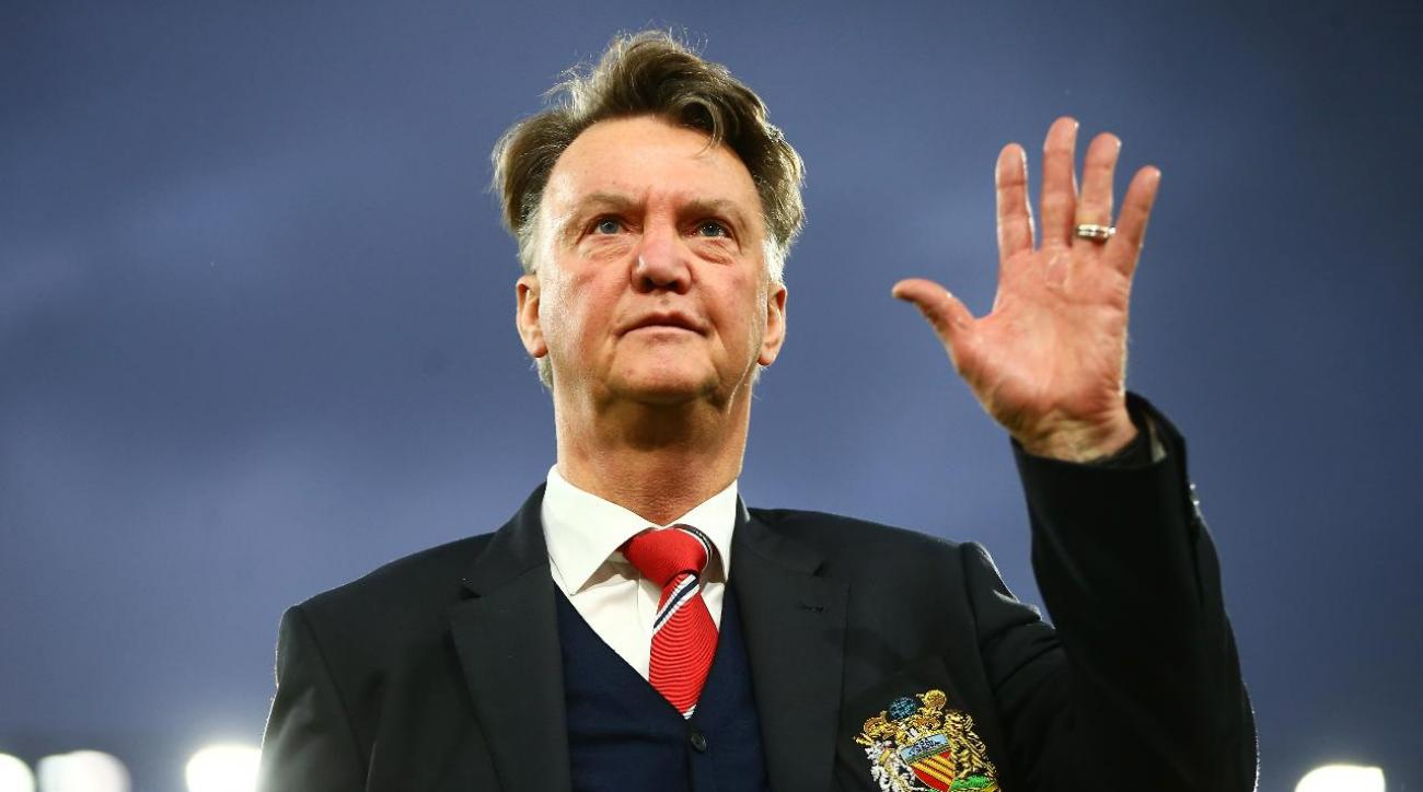 Manchester United sacks manager Louis van Gaal