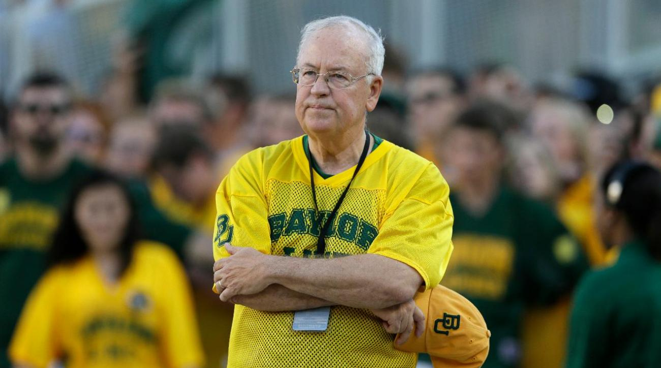 Report: Baylor board of regents expected to fire president Ken Starr IMAGE