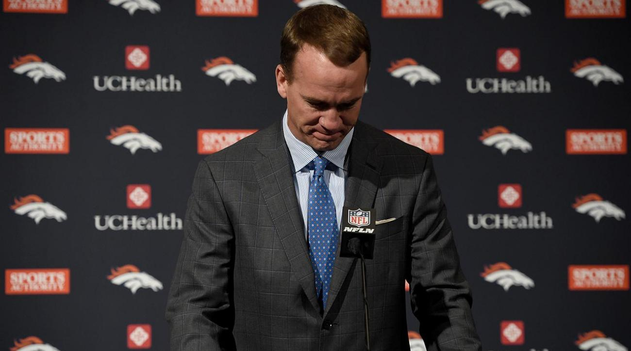 Peyton Manning will not sue Al Jazeera for HGH report