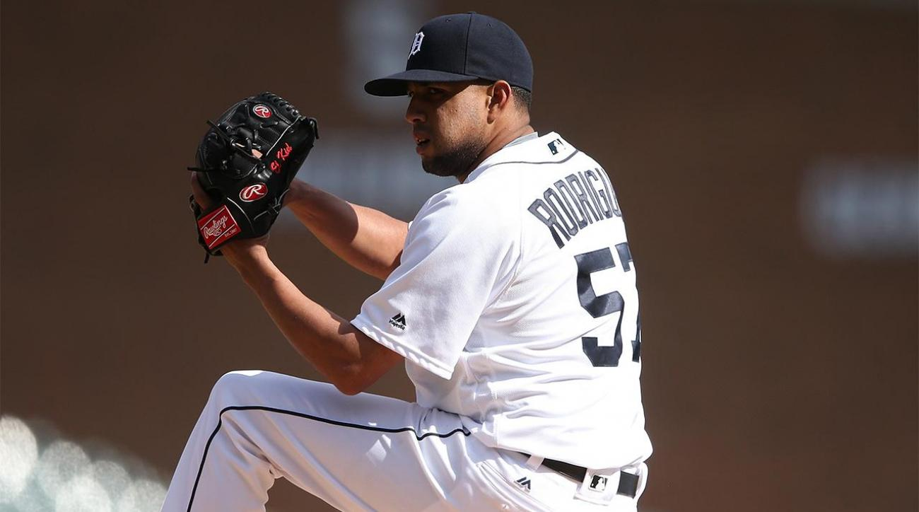 Tigers P Francisco Rodriguez says he had Zika virus during off-season