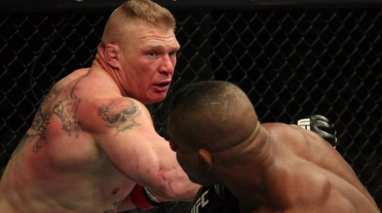 Brock Lesnar will fight Mark Hunt at UFC 200
