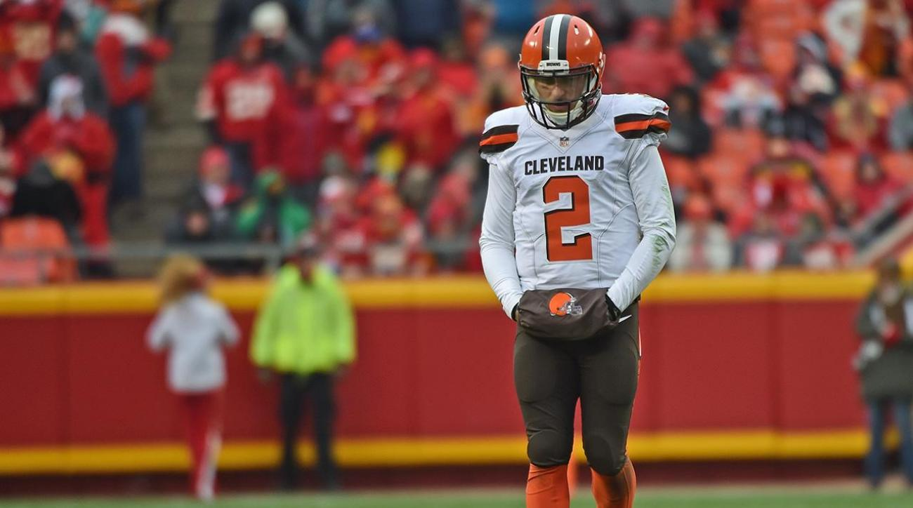 Ray Farmer: Browns weren't prepared to handle Johnny Manziel