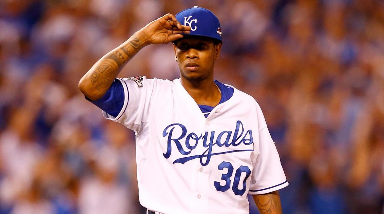 Report: Royals looking to trade Yordano Ventura