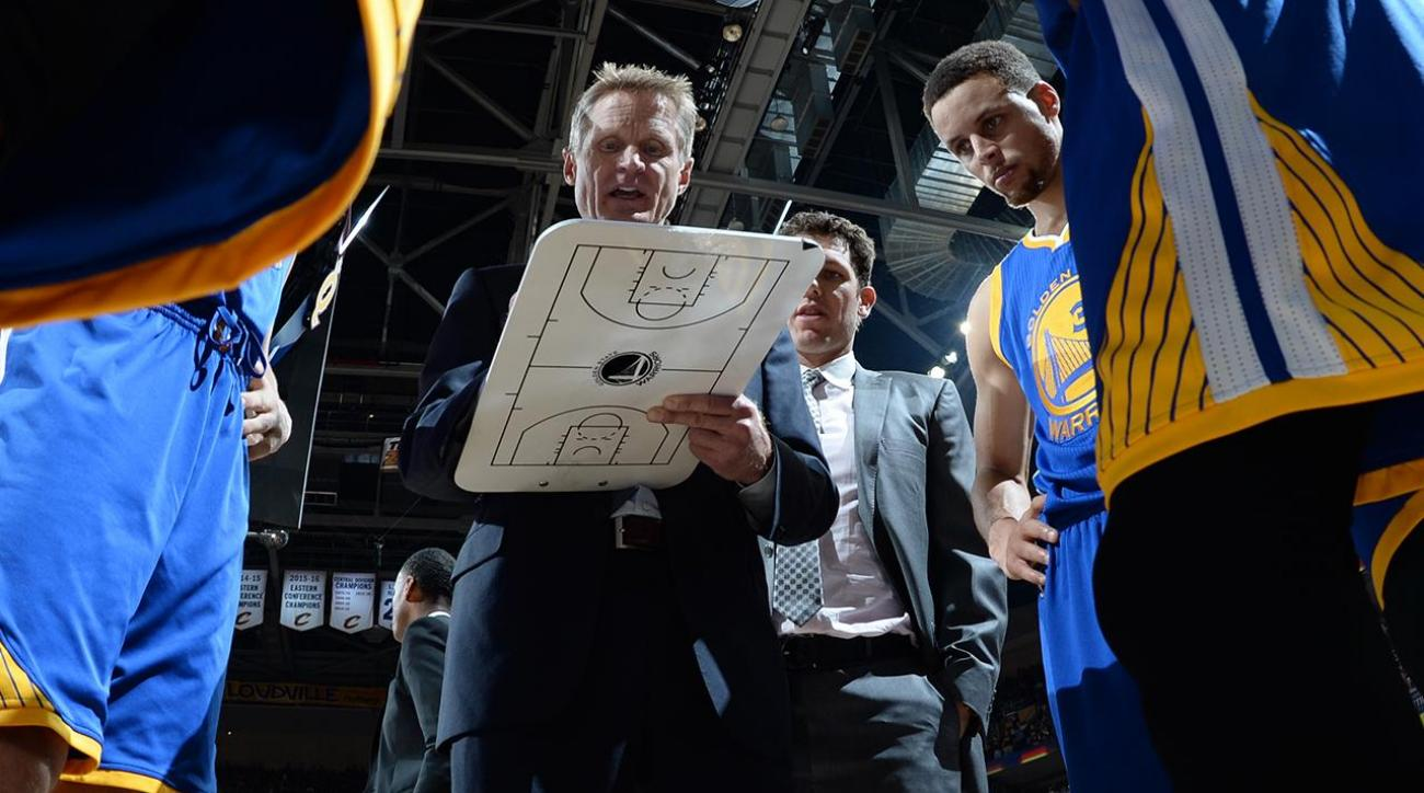 Will Warriors clinch second straight NBA title? IMG