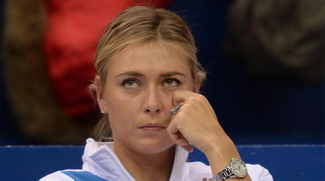 Maria Sharapova files suspension appeal, decision expected July 18 IMAGE