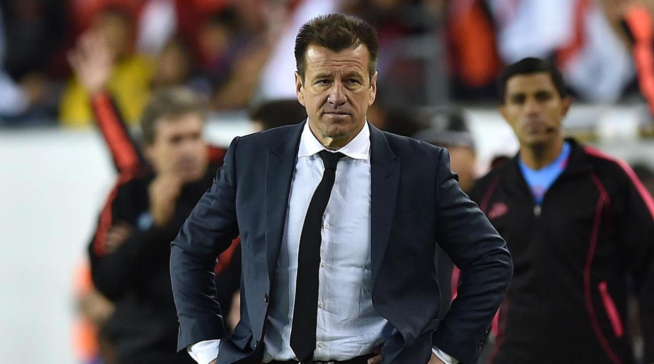 Brazil fires manager Dunga after Copa America exit