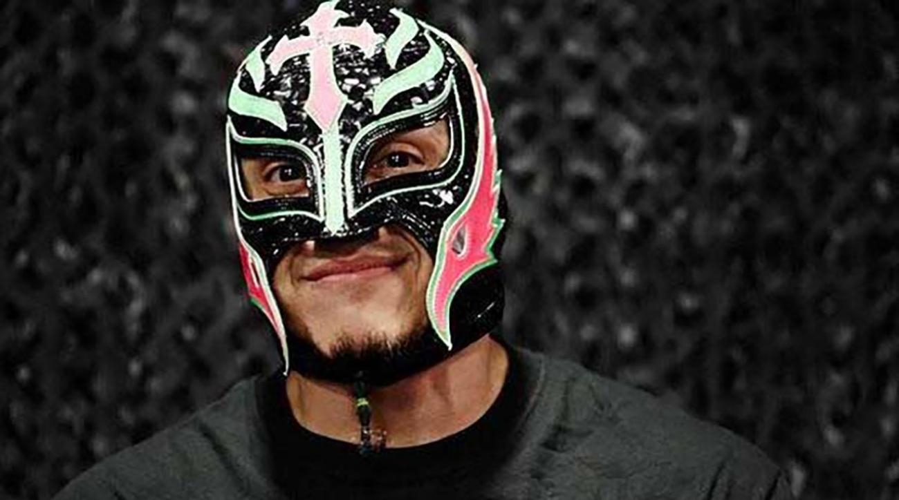 Rey Mysterio's favorite Father's Day memory | SI.com
