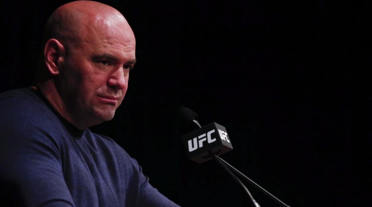 Two bids to buy UFC in $4.1 billion range