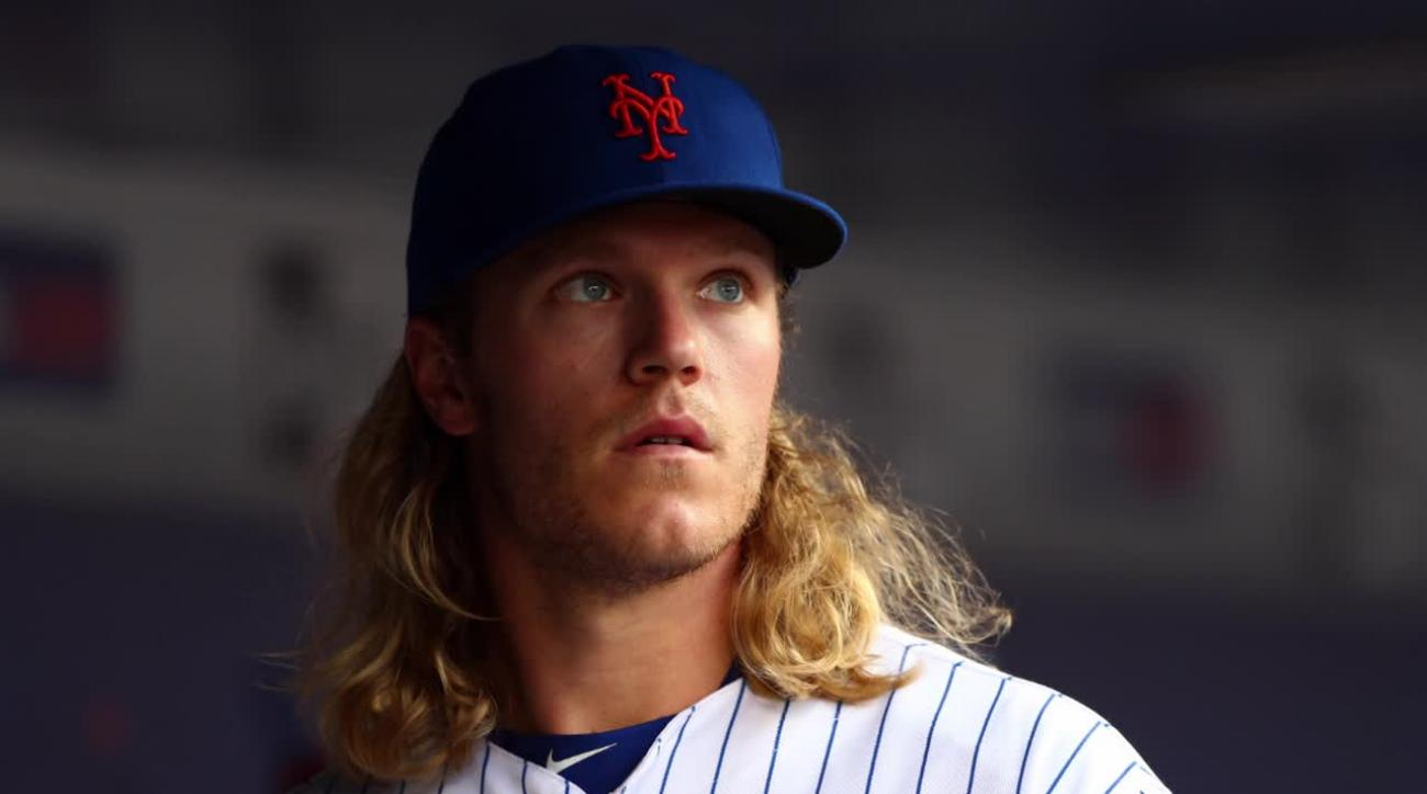 Mets ace Noah Syndergaard has no structural damage in elbow