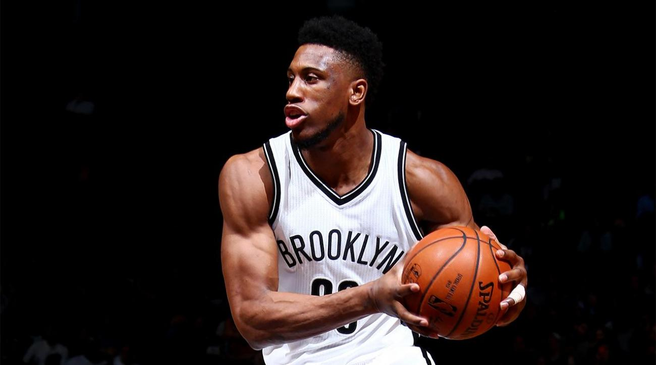 Report: Nets deal Thaddeus Young to Pacers for No. 20 pick IMAGE