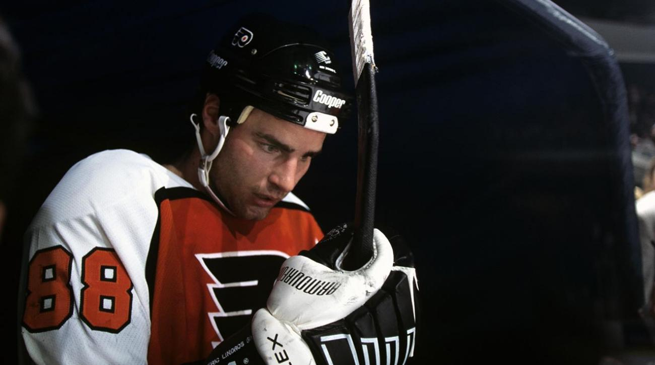 2016 Hockey Hall of Fame class led by Eric Lindros