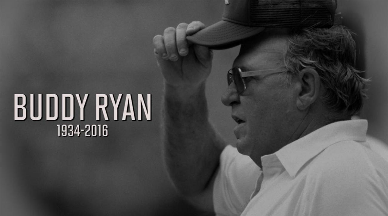 Former NFL coach, defensive coordinator Buddy Ryan dies at 82