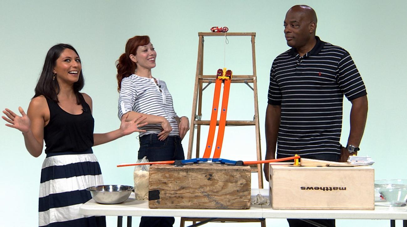 Mustard Minute: We made a Rube Goldberg machine because science IMG