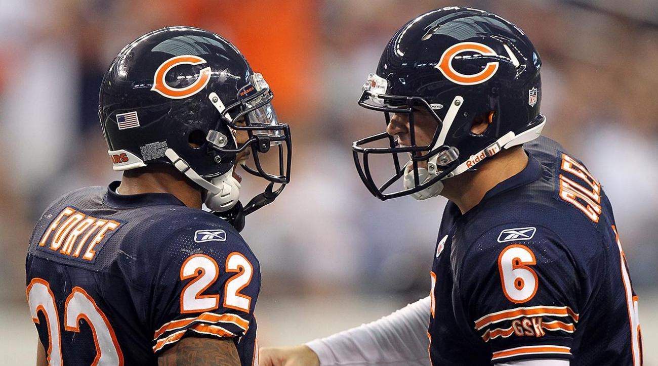 Jets' Matt Forte feels 'bad' for Bears QB Jay Cutler