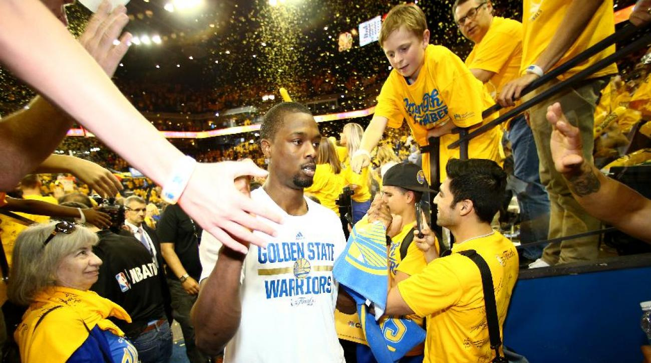 Mavericks plan max offer for Warriors froward Harrison Barnes IMAGE
