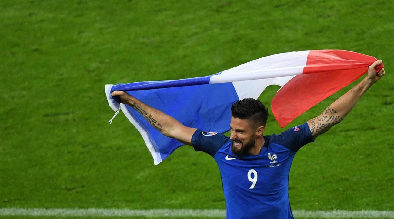 France ends Iceland's miracle Euro 2016 run