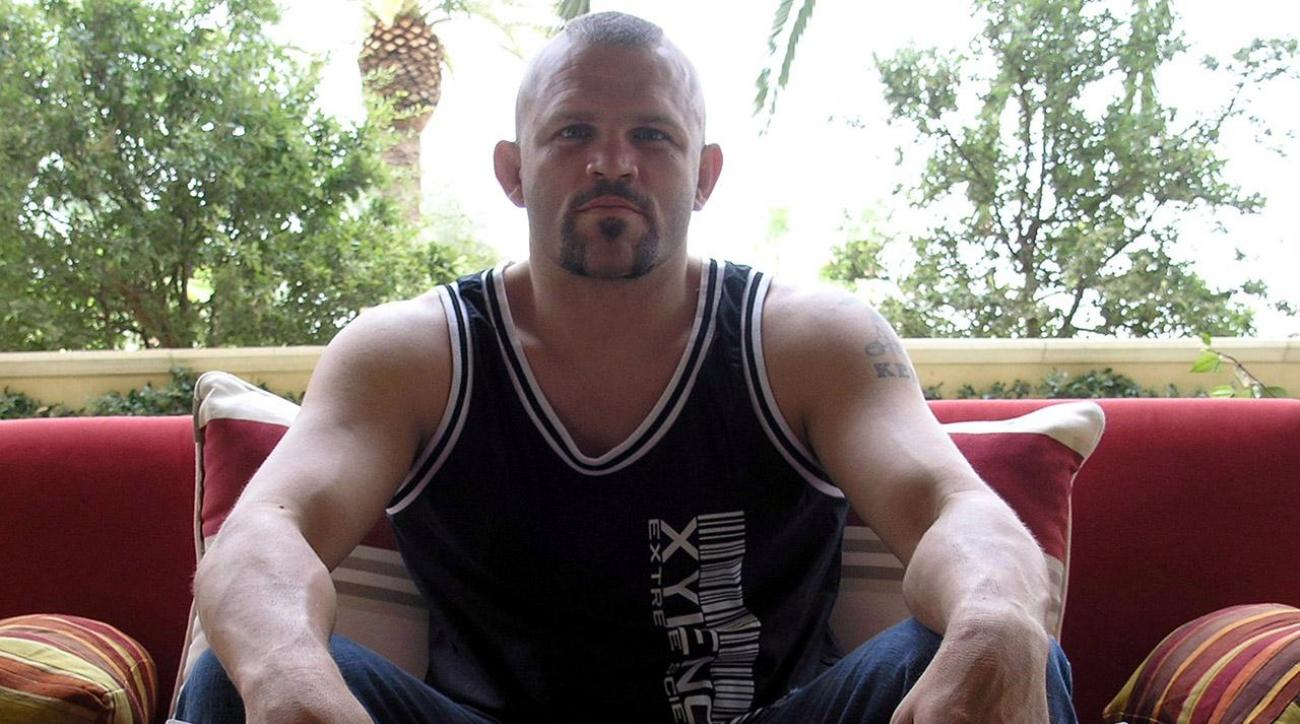 Where Are They Now: Chuck Liddell