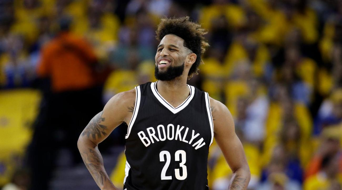 Report: Allen Crabbe signs four-year, $75 million offer sheet with Nets