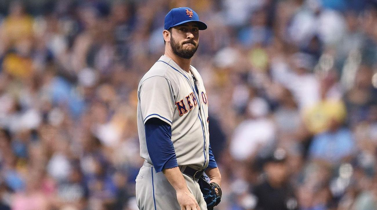 Mets P Matt Harvey to undergo season-ending surgery
